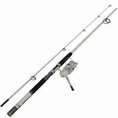Eagle Claw Surf Beast Spinning Combo Rod and Reel