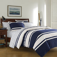 Poppy & Fritz Rylan Bedding Collection Stripes Duvet Cover Set