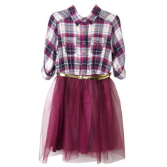 3/4 Sleeve Dresses Girls 7-16 for Kids - JCPenney