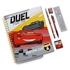 Disney Cars 3-pc. Notebook Sets