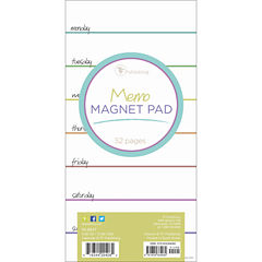 Memo Magnet Notepad