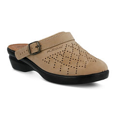 Flexus Pride Slip-On Leather Mules