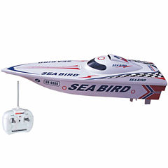 Full Function Radio Control Boat - Sea Bird
