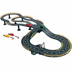 Battery Operated Amazing Drive Mini Cooper Track