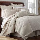 Pacific Coast Textiles Jacquard Comforter Set 8-pc. Comforter Set