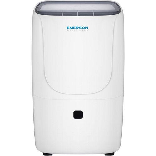 Emerson Quiet Kool 70-Pint Dehumidifier with Internal Pump