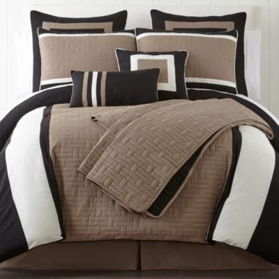 studio tranquility 9pc comforter set
