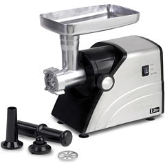 Elite Platinum HA-3433A Stainless Steel Meat Grinder