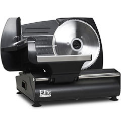 Elite Platinum EMT-503B Classic Electric Food Slicer