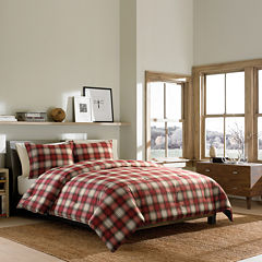 Eddie Bauer® Navigation Plaid Comforter Set