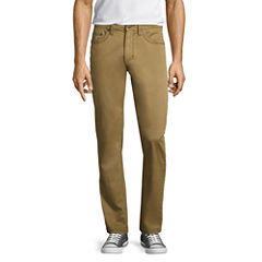 Decree Ss Chino Slim Fit Flat Front Pants