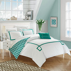 Chic Home Kendall 8-pc. Duvet Cover Set
