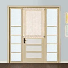 United Curtain Co Windsor Rod-Pocket Door Panel Curtain