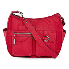 Rosetti® Riveting Seams Hobo Bag