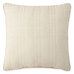 Linden Street Kenor Quilted Square Decorative Pillow