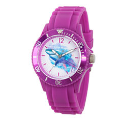 Discovery Expedition Womens Purple Shark Watch