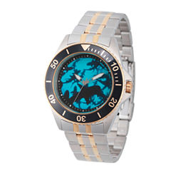 Discovery Expedition Mens Two-Tone Bracelet Watch
