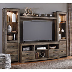 Signature Design by Ashley® Trinell Entertainment Center