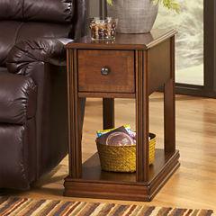Signature Design By AshleyR Breegin Chairside Table