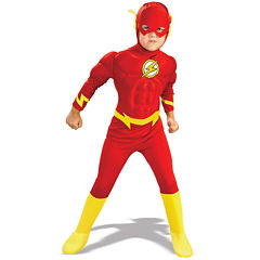 DC Comics The Flash Muscle Chest Deluxe Toddler/Child Costume