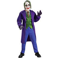 The Joker 5-pc. Batman Dress Up Costume Boys