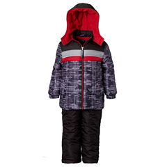 IXTREME Camo Print Snowsuit- Boys Toddler