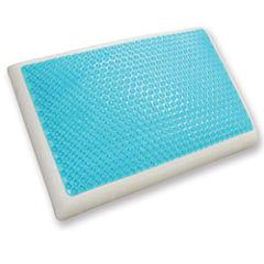 Cool Gel Reversible Gel and Memory Foam Pillow