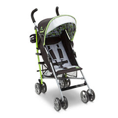 Delta Children J is for Jeep Brand Scout Sport Stroller Camo Green