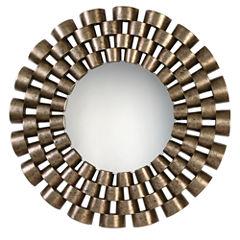 Taurion Decorative Round Wall Mirror