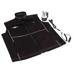 Flambeau Heated Vest Black- Small