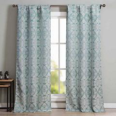 Kenise Vivyan 2-Pack Curtain Panel