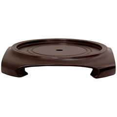 Oriental Furniture Rosewood 5.5