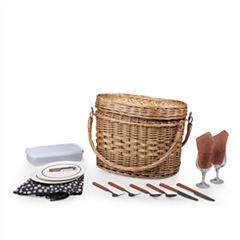 Picnic Time® Romance Picnic Basket - Adeline Collection