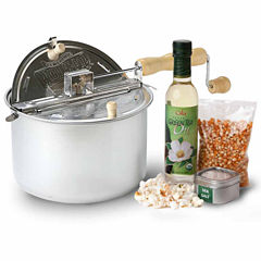 Whirley Pop All Natrual Popcorn Gift Set