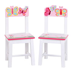 Butterfly Buddies Chairs