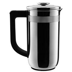 KitchenAid® Precision French Press Coffee Maker KCM0512SS