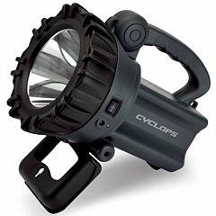 Cyclops 10 Watt Rechargeable Spotlight
