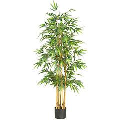 Nearly Natural Bamboo Silk Tree