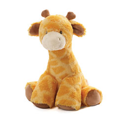 Gund Tucker Giraffe Keywind Musical Stuffed Animal
