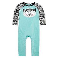 Okie Dokie Long Sleeve Jumpsuit - Baby
