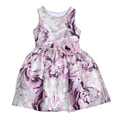 Marmellata Sleeveless Party Dress - Big Kid Girls
