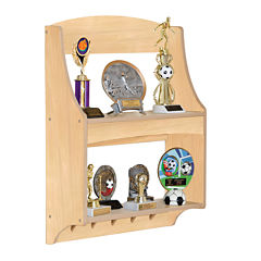 Expressions Trophy Rack - Natural