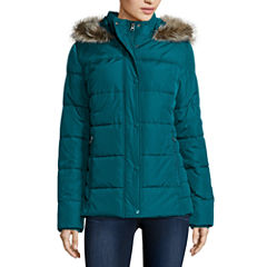 Down Jackets, Puffer Jackets & Down Coats for Women - JCPenney