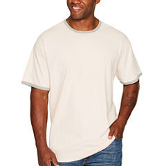 The Foundry Big & Tall Supply Co. Short Sleeve Crew Neck T-Shirt-Big and Tall