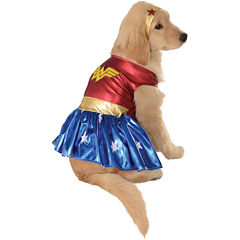 Wonder Woman Deluxe Dog Costume