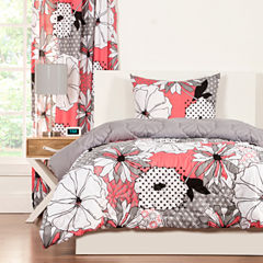 Crayola Flower Patch Comforter Set