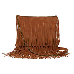 Arizona Fringe Crossbody Bag