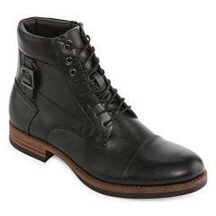 Jf J Ferrar Tookers Mens Lace Up Fashion Boots