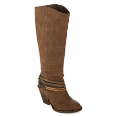 Pop Drake Womens Riding Boots