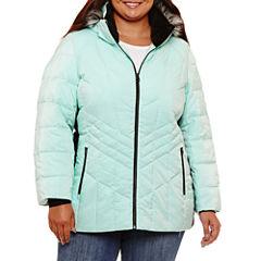 Zeroxposur Heavyweight Puffer Jacket-Plus